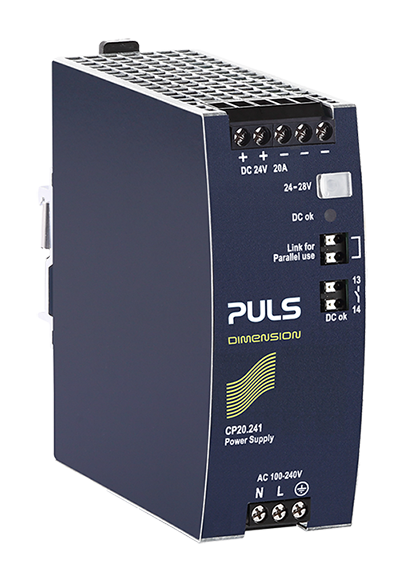 24V 20A DIN导轨电源 CP20.241