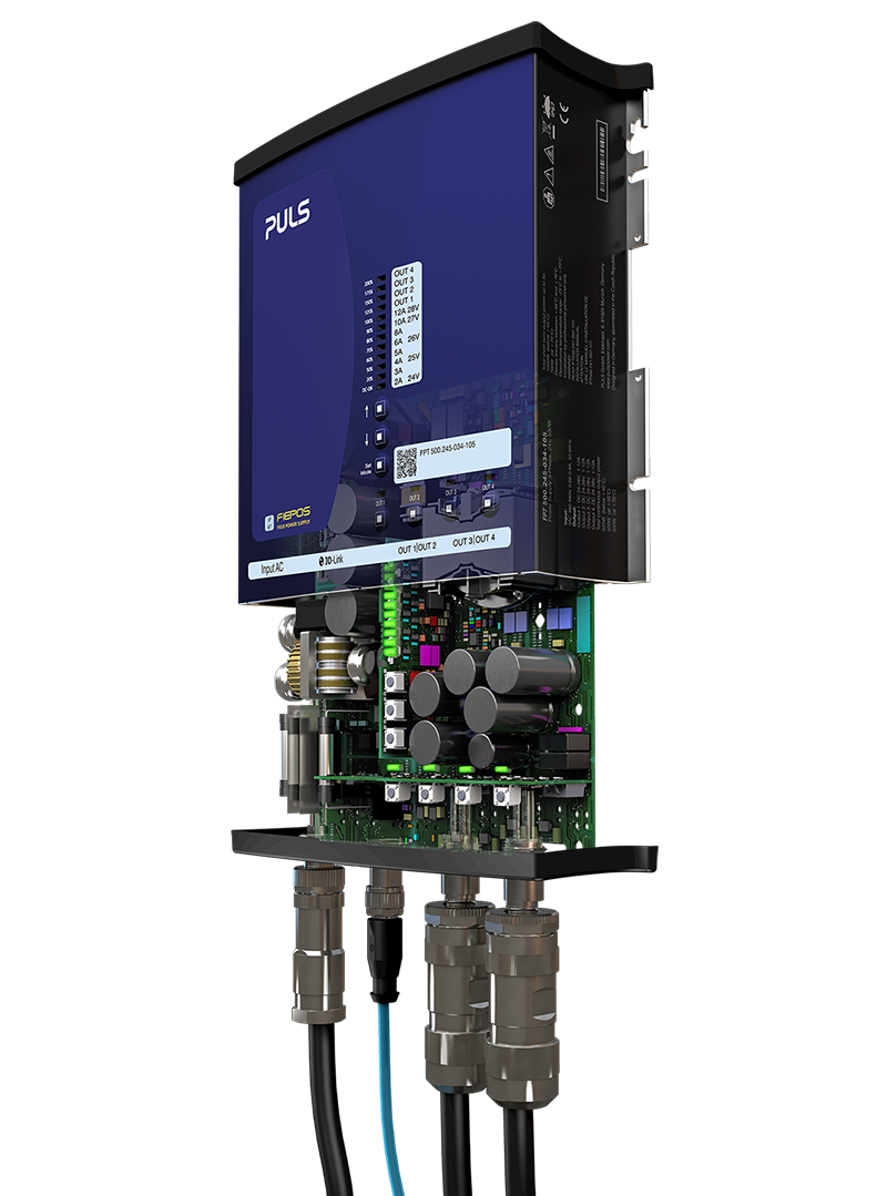 IP54、IP65 和 IP67 FIEPOS电源