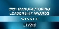 Manufacturing Leadership Award 2021