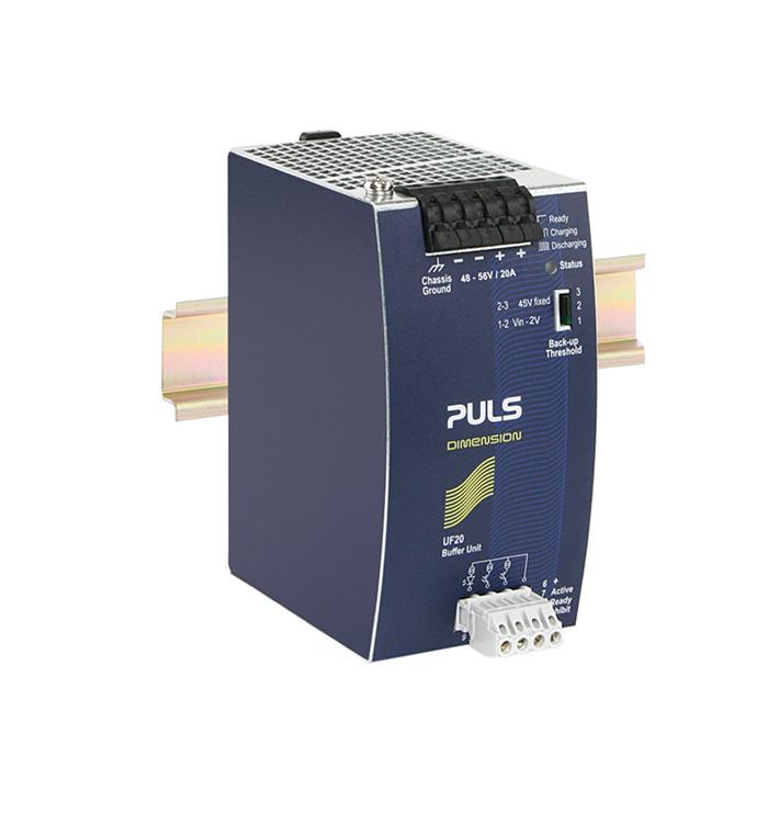 用于 PoE 供应器的直流不间断电源 UF20.481
