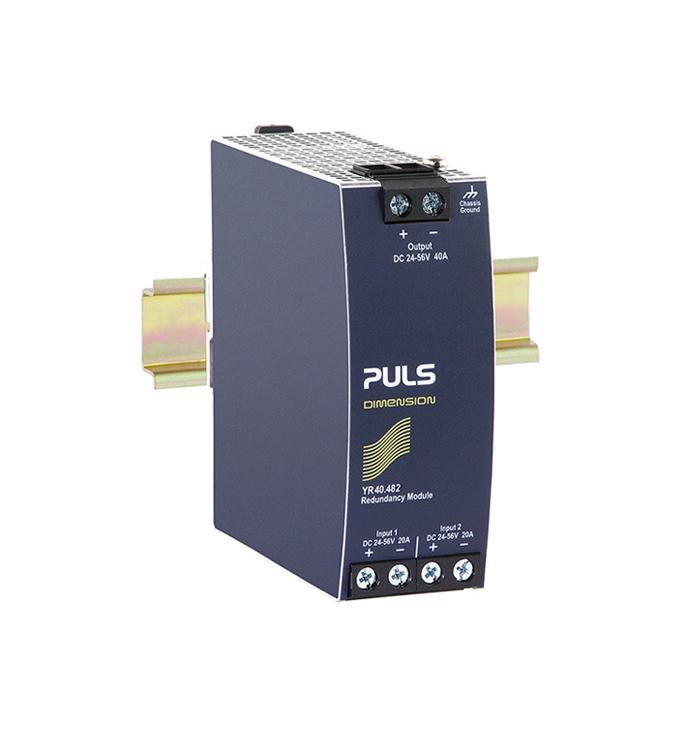 用于 PoE 供应器的冗余模块 YR40.482