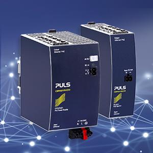 工业 PoE 供应器 | 以太网供电