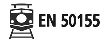 EN 50155 轨道交通应用