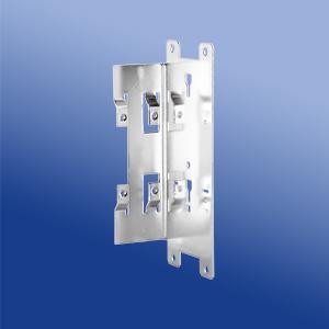 用于 DIN 导轨电源的壁装、面板和侧面安装附件。